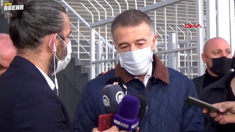 Ahmet Ağaoğlu: Hedefimizin şampiyonluk olduğunu söyledik