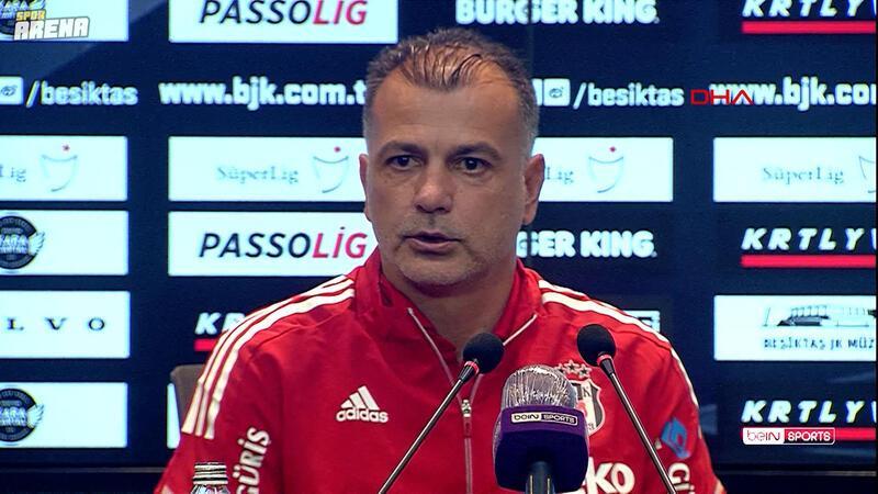Murat Şahin: Karşılaşma bizim için çok önemliydi