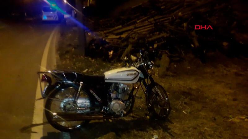 Kahramanmaraş'ta motosiklet refüje çarptı! 1 ölü, 1 yaralı