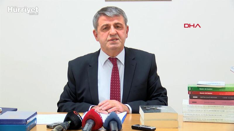 Prof. Dr. Necati Demir: Alp Er Tunga'nın mezarını çok da sıkıntı çekmeden bulabildim