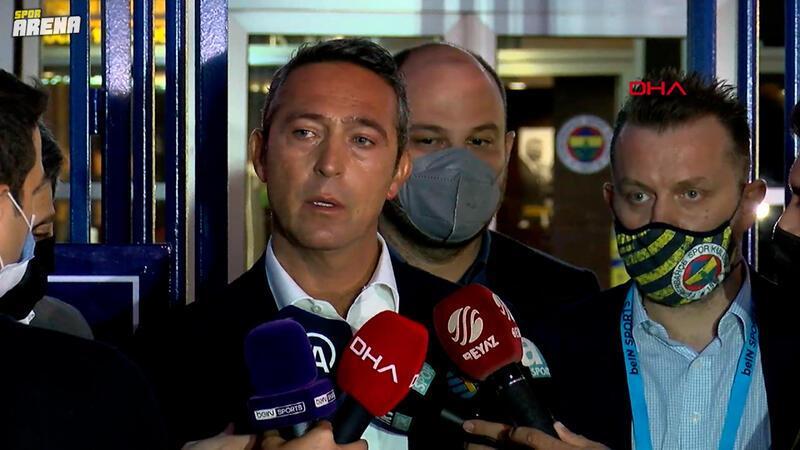 Fenerbahçe'de başkan Ali Koç'tan Kim Min-Jae açıklaması: 'Gelsinler bakalım!'