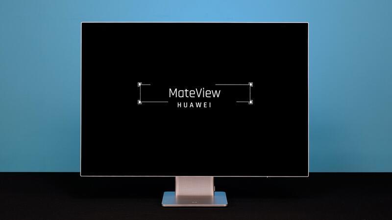 Huawei MateView incelemesi