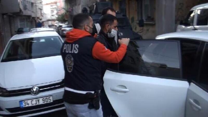 İstanbul'da 10 ilçede DEAŞ operasyonu! 16 gözaltı