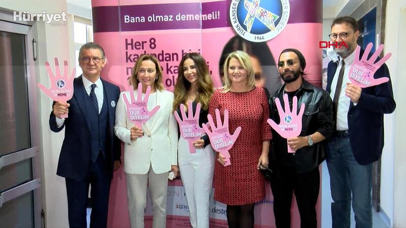 Türk Kanser Derneği'nden meme kanserine erken teşhis çağrısı