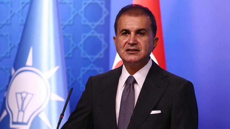 AK Parti Sözcüsü Ömer Çelik, açıklamalarda bulundu