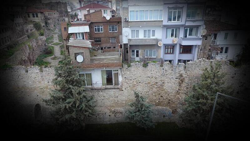 Sinop'ta 'kalekondu'lara 39 yıl sonra yıkım kararı