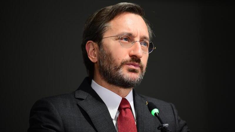 İletişim Başkanı Altun'dan Merkez Bankası Başkanı Kavcıoğlu'yla ilgili habere yalanlama