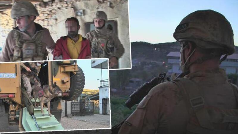 Diyarbakır merkezli 4 ilde  'Narko- Terör Finans-3' operasyonu