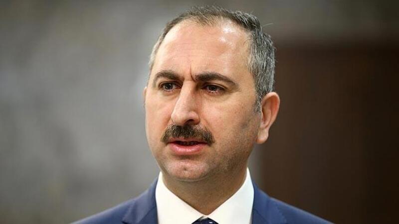 Adalet Bakanı Abdulhamit Gül, Mardin'de  açıklamalarda bulundu