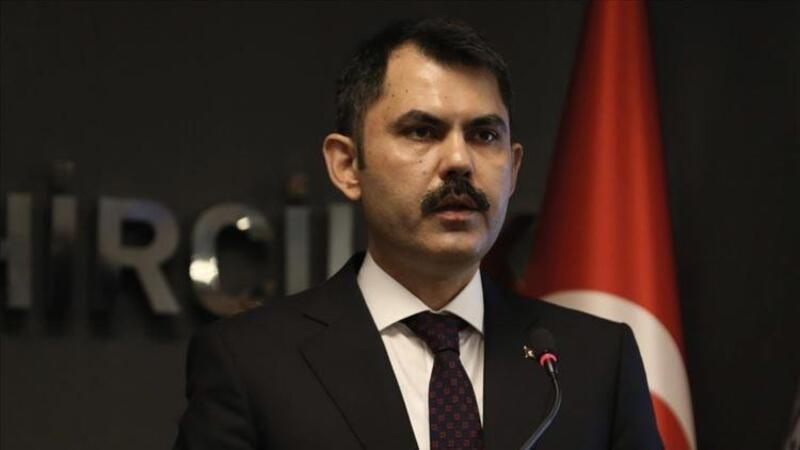 Çevre ve Şehircilik Bakanı Murat Kurum, Hüyük ilçesinde vatandaşlara hitap etti