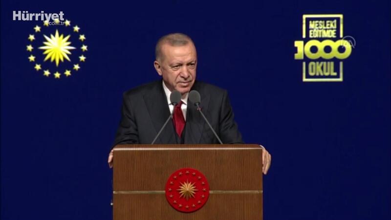 Cumhurbaşkanı Erdoğan'dan '3600 ek gösterge' mesajı