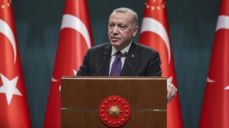 Kritik Kabine Toplantısı sona erdi! Cumhurbaşkanı Erdoğan'dan önemli açıklamalar