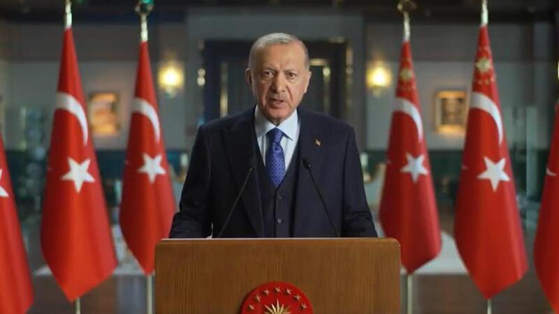 BM Biyolojik Çeşitlilik Konferansı... Erdoğan: Tüm ülkelerin elini taşın altına koyması şart