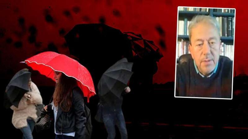 Prof. Dr. Orhan Şen'den yağış uyarısı
