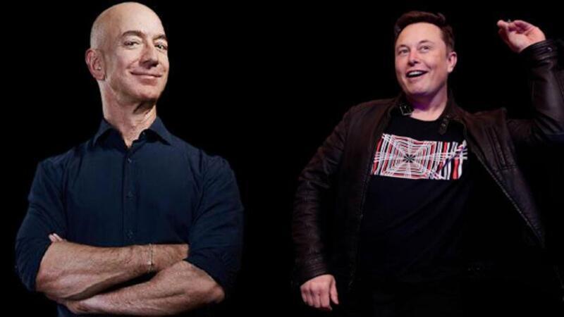 En zengin insanların yarışı sürüyor! Elon Musk dünyanın en zengin ismi oldu