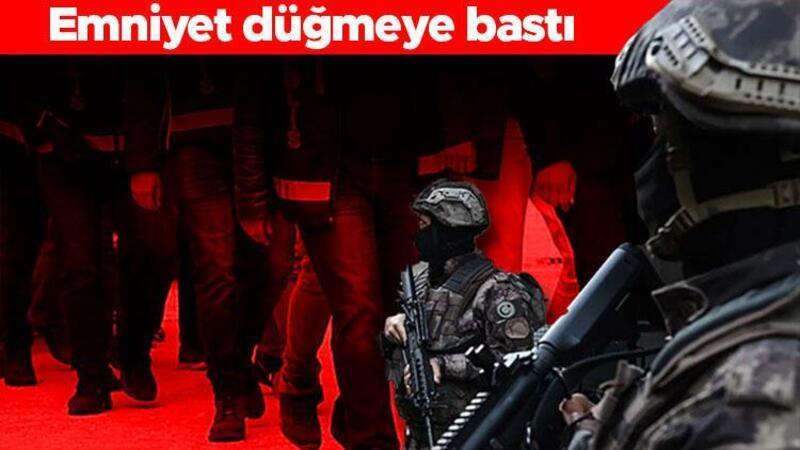 Tekirdağ'da 'ihaleye fesat' operasyonu: 40 gözaltı