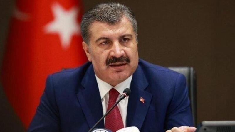 Sağlık Bakanı Fahrettin Koca'dan uyarı