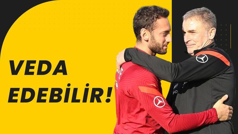Kuntz, Hakan Çalhanoğlu'na veda edebilir! Trabzonspor Fenerbahçe'nin önünde... | Hadi Ben Kaçtım #33