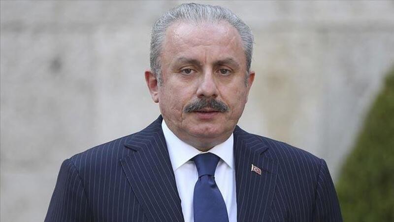 TBMM Başkanı Şentop, Tacikistan Temsilciler Meclisi Başkanı Zokirzoda ile görüştü