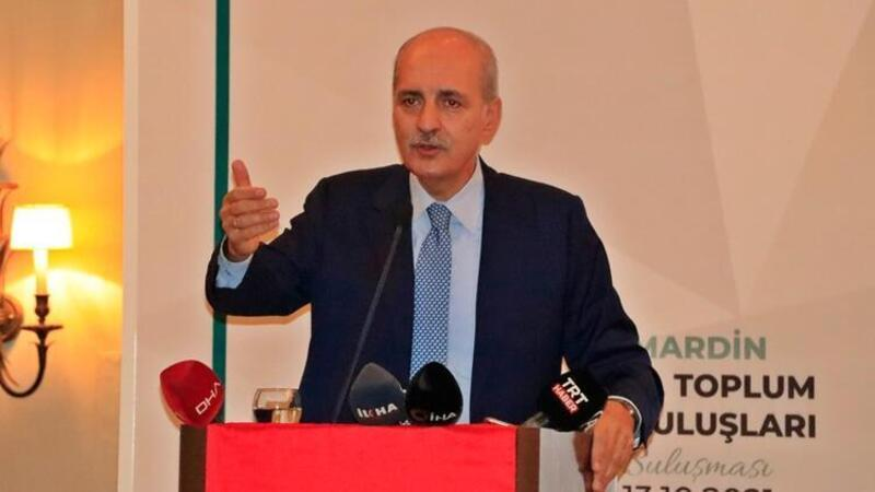 AK Parti Genel Başkanvekili Kurtulmuş, STK temsilcileriyle bir araya geldi