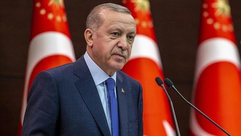 Cumhurbaşkanı Erdoğan telefonla Hollanda'daki Türk gazetecilere seslenmesi