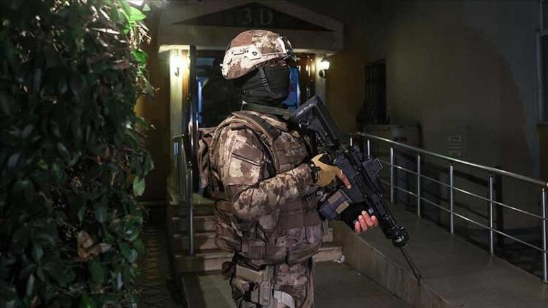 Terör örgütü DHKP/C'ye operasyon
