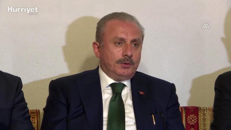TBMM Başkanı Mustafa Şentop'tan 'siyasi cinayet' iddialarıyla ilgili açıklama