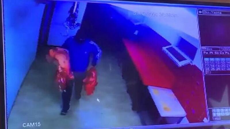Restorandan et hırsızlığı! 'Baharatları bile götürmüşler'