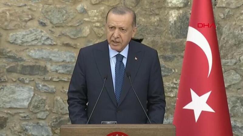 Merkel'den veda ziyareti... Cumhurbaşkanı Erdoğan: Her zaman çözüm odaklı bir lider oldu