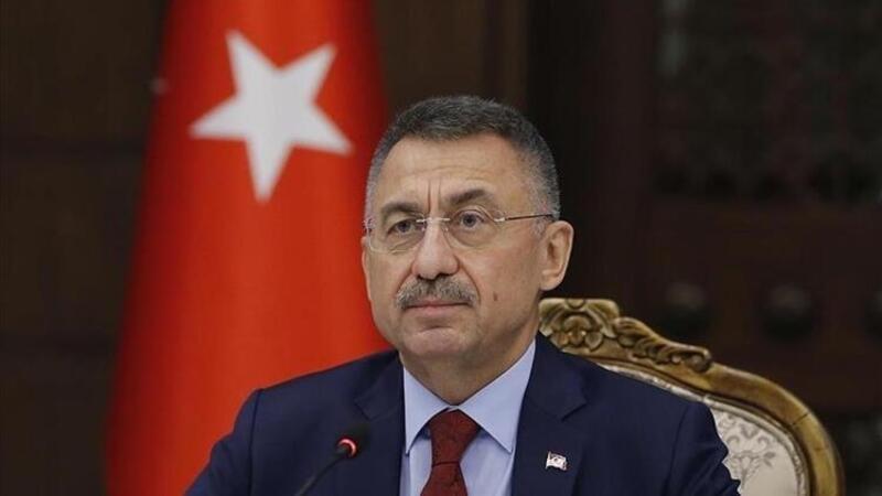 Cumhurbaşkanı Yardımcısı Fuat Oktay: Akdeniz'de rotasını şaşıran cevabını alır