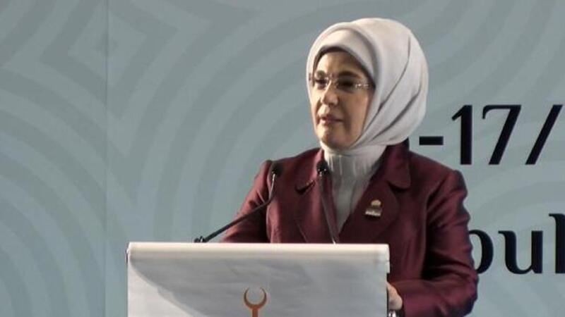 Emine Erdoğan: Tarih çocukların tutuklandığını yazacak