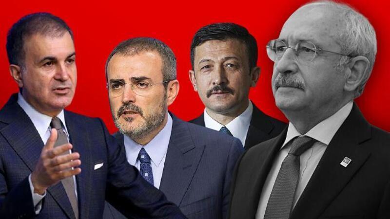 CHP lideri Kılıçdaroğlu'nun açıklamalarına AK Parti'den peş peşe tepkiler