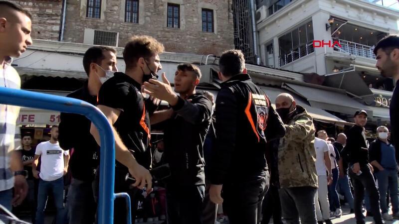 Fatih'te hanutçulara ve sahte parfümcülere operasyon
