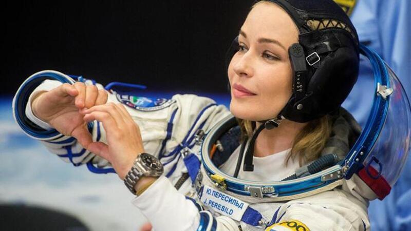 Böyle gitmişlerdi... Uzayda ilk uzun metrajlı filmi çeken Rus ekibi dünyaya döndü