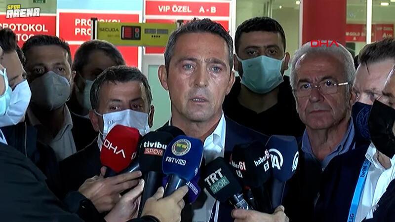 Ali Koç: Fenerbahçe şampiyon olacak