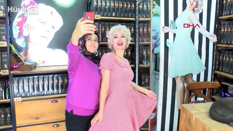 Mardinli Marilyn Monroe; 'kazancımın yüzde  90'ını sokak hayvanlarına harcıyorum'