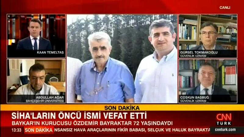 BAYKAR Yönetim Kurulu Başkanı Özdemir Bayraktar hayatını kaybetti