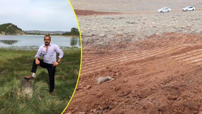 Afyonkarahisar'da toprağa gömülü cesedi 101 gün sonra bulundu