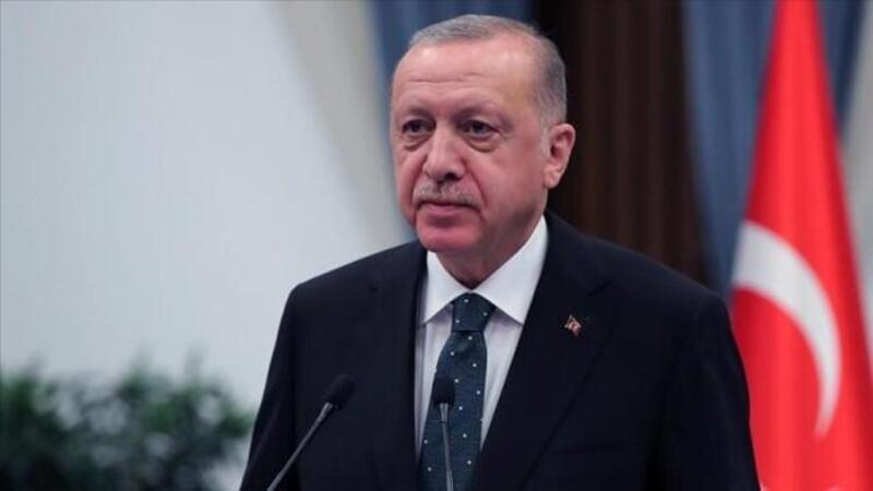 Erdoğan'dan Bayraktar'a taziye mesajı
