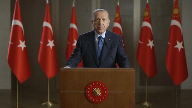 Cumhurbaşkanı Erdoğan 19 Ekim Muhtarlar Günü dolayısıyla video mesaj yayınladı