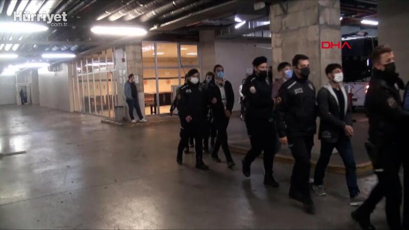 DHKP/C operasyonunda gözaltına alınan 4 şüpheli tutuklandı