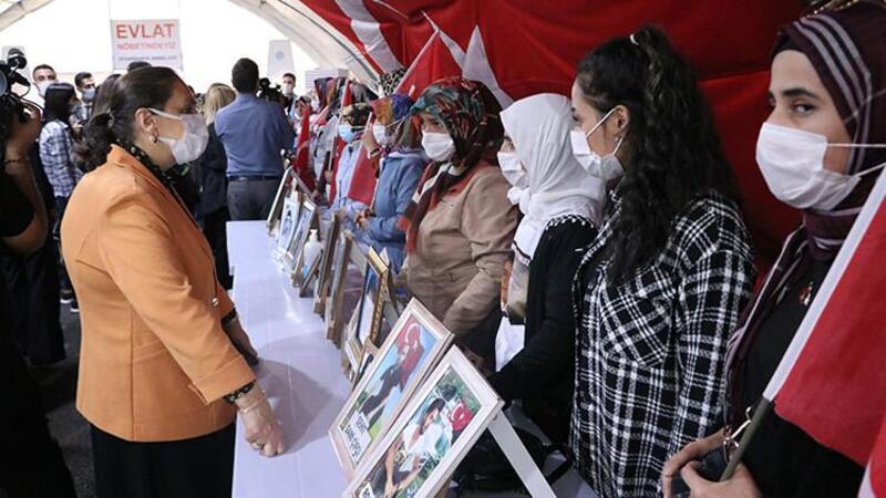 TBMM Kadına Yönelik Şiddetin Araştırılması Komisyonu'ndan Diyarbakır annelerine ziyaret