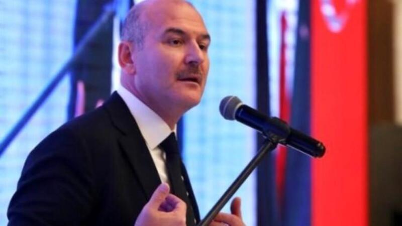 İçişleri Bakanı Süleyman Soylu, Diyarbakır'da muhtarlarla buluşma programında konuştu
