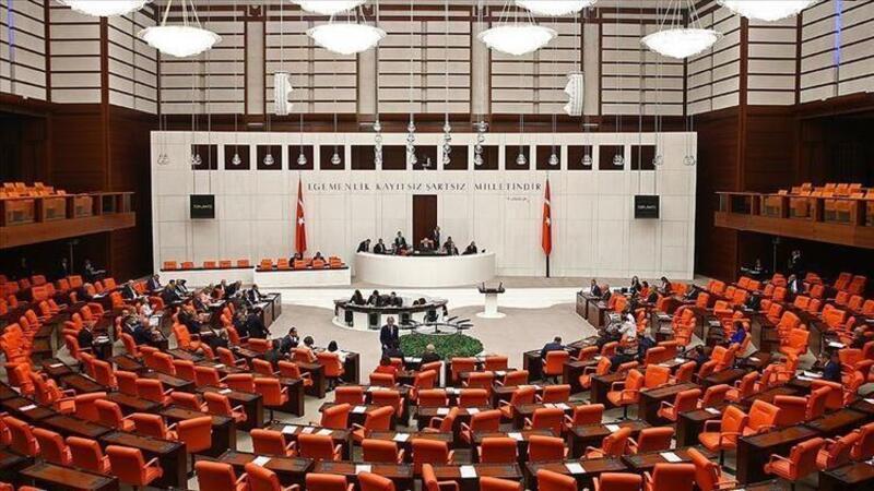 Irak ve Suriye tezkeresi Meclis'te