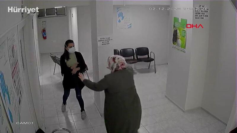 Maske takmasını söyleyen doktora saldırmıştı; 6 bin 180 lira adli para cezasına çarptırıldı