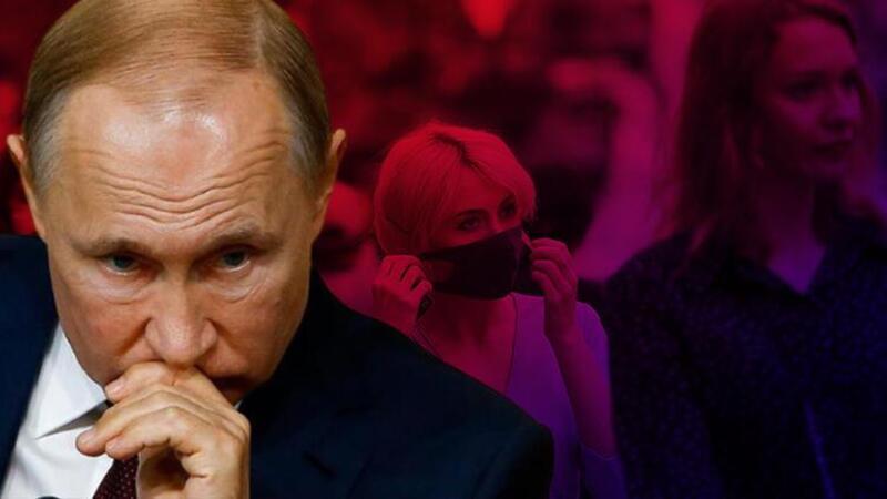 Rusya'da hız kesmeyen salgına önlem