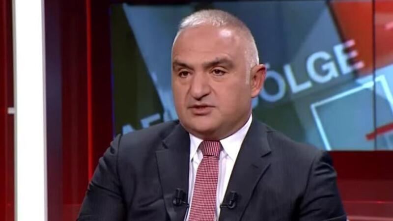Kültür ve Turizm Bakanı Mehmet Nuri Ersoy: AKM 29 Ekim'de açılıyor