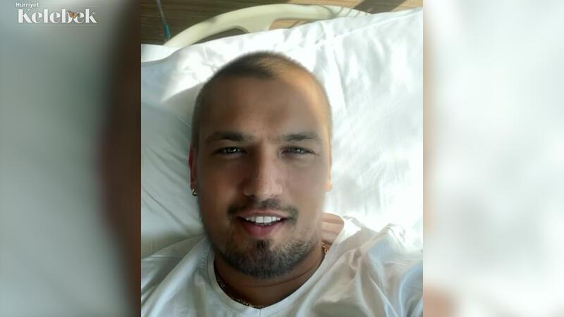 Kanser tedavisi gören Boğaç Aksoy'dan mesaj var