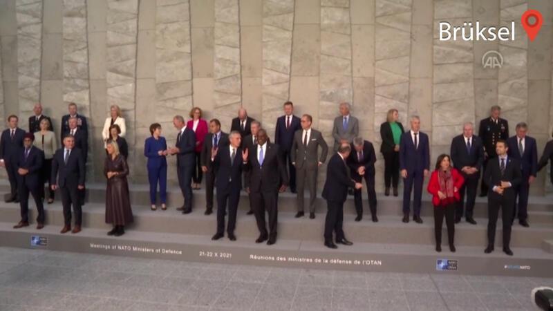 NATO ülkelerinin savunma bakanları bir araya geldi