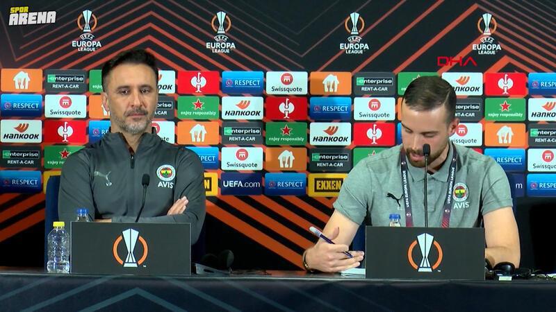 Vitor Pereira: Enner Valencia'nın kafasının içine giremem...